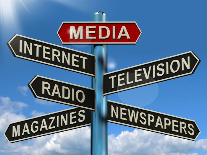 Risultati immagini per mass media